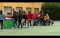El IES Levante conmemora el  Día Internacional de las Personas con Discapacidad