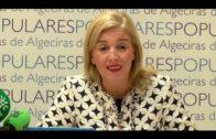 El PP de Algeciras consideran la intervención financiera de Andalucía una decisión política