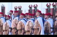 José Ignacio Landaluce asiste en Ceuta a los actos de la Patrona  de Infantería