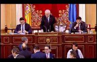 José Ignacio Landaluce toma  posesión  de su escaño como  senador