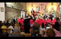 La rondalla de Los Aldeanos se presentan en la parroquia de San Isidro