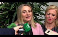 Visita institucional de la Consejera de Fomento de la Junta al Ayuntamiento de Algeciras