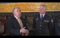 Landaluce recibe a los nuevos Comisarios de la Policía Nacional en Algeciras