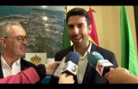 Mancomunidad muestra su apoyo al compositor y pianista algecireño, Diego Valdivia