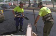 Maygar realizará obras de asfaltado en Algeciras por 160.000 euros
