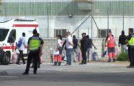 Rescatados 20 inmigrantes en el Estrecho de Gibraltar