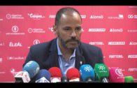 Salva Ballesta presentado como nuevo entrenador del Algeciras CF