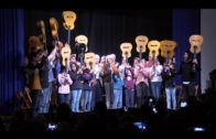 Algeciras vuelve a honrar la memoria de Paco de Lucía alzando guitarras al cielo
