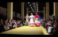 """Caramba "" de la joven diseñadora algecireña Rocío Segovia en la Pasarela Flamenca Jerez Tío Pepe"