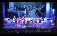 Concurso de agrupaciones carnavalescas del Teatro Florida