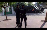 Detenidos en Algeciras a cuatro personas acusados de pertenecer a una red de narcotráfico