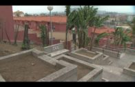 El Ayuntamiento actúa en la escalera de San Bernabé que conecta la Avda América y las plazas Picasso