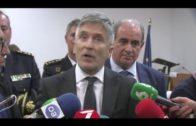 Marlaska reitera el compromiso con el Plan del Campo de Gibraltar que cuenta con 19 millones en 2020