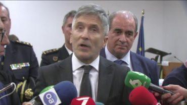 Grande-Marlaska destaca que en política migratoria se trabaja en los parámetros que marca la UE