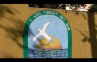 La delegada de Educación, Laura Ruiz supervisa mejoras en el  CEIP Virgen del Mar