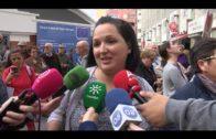 Plataformas ciudadanas se concentran en Algeciras en defensa de la sanidad pública