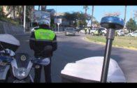 Policía Local instruyó el año pasado más de 1.300 atestados por accidentes de tráfico