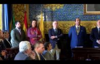 Recepción a responsables de las hermandades y asociaciones rocieras de la provincia y Ceuta