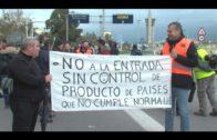 Aplazada la movilización de los agricultores mañana, en el Puerto de Algeciras, por el coronavirus