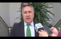 El alcalde informa a los portavoces de las últimas medidas del Ayuntamiento en relación al Covid-19