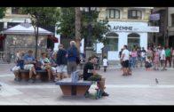 El Ayuntamiento acomete la segunda fase de la renovación del alumbrado de la Plaza Alta