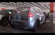 Encuentran un cadáver en el interior de un vehículo en el parking del helipuerto