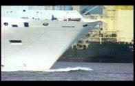 La conexión marítima entre Algeciras y Ceuta permanece cerrada al tráfico de pasajeros