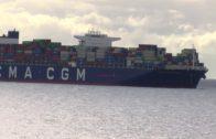 Sanidad Exterior y Capitanía buscan solución para un posible COVID-19 en un barco en Algeciras