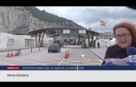 Tranquilidad en la frontera de Gibraltar