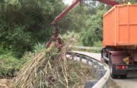 Algesa continúa con los trabajos de limpieza y desinfección en calles de la ciudad