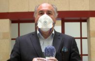 El alcalde de Algeciras traslada un mensaje de apoyo a los trabajadores con motivo del 1º de mayo