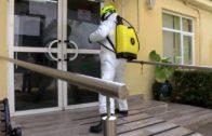Junta de Portavoces conoce las actuaciones del Ayuntamiento de Algeciras desde el inicio de la pandemia