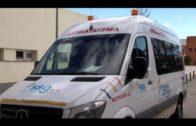 La FeSP Ugt denuncia la situación de riesgo de los trabajadores de ambulancias de la comarca