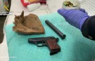 La Guardia Civil sigue en la lucha contra las organizaciones criminales dedidadas al narcotráfico