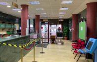 La Junta reparte mascarillas para el transporte urbano de la comarca