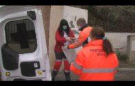 Ros destaca la encomiable labor de Protección Civil y Cruz Roja en esta crisis sanitaria