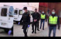 Tres detenidos en Algeciras que planeaban agresiones a la Policía a través de un grupo de Whatsapp