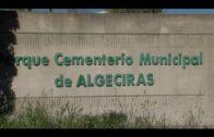 El Ayuntamiento desarrolla tareas de limpieza y desinfección en el parque-cementerio de Botafuegos