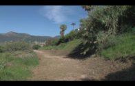 Emalgesa limpia el colector de saneamiento de la zona alta de San García