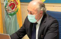 Las distintas áreas municipales informan a los  portavoces de los grupos políticos de la corporación de las actuaciones frente al Covid 19