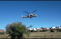 Accidente en una poza del Río de la Miel