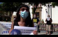 El Nodo Comarcal se concentra en apoyo a la sanidad pública