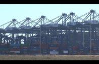 El Puerto de Algeciras mueve un 4´8% menos de mercancía hasta mayo