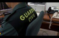 Guardia Civil detiene a 25 personas en una operación contra el narcotráfico en varias provincias