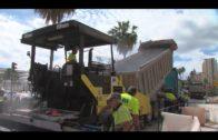 Hoy comienzan las obras de asfaltado en la Avenida Victoria Eugenia