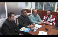 Landaluce agradece a las cofradías la labor social desarrollada en la lucha contra la Covid-19