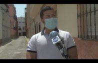 Vecinos y comerciantes del barrio de la Caridad llaman a la tranquilidad ante el foco de contagios