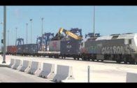 Cámara, puerto y ayuntamiento analizan con europarlamentarios las inversiones para el tren