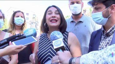 Ciudadanos se reúne con la presidenta de la Asociación Unificada de la Guardia Civil de Cádiz