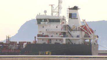 Confirmados dos casos positivos en PCR en el barco inmovilizado en el puerto de Algeciras
